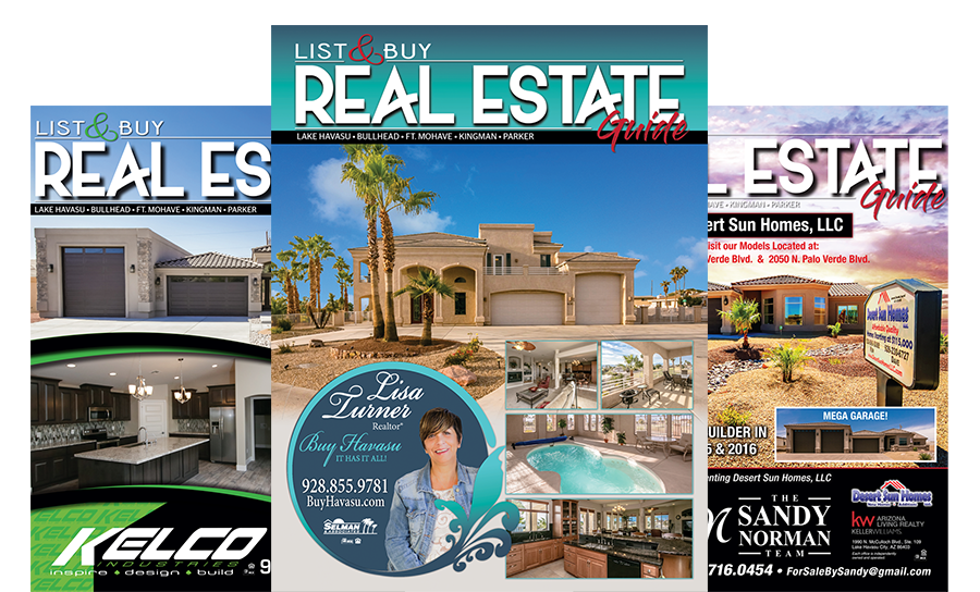 List & Buy Real Estate in Lake Havasu City Bullhead Ft Mohave Kingman Parker